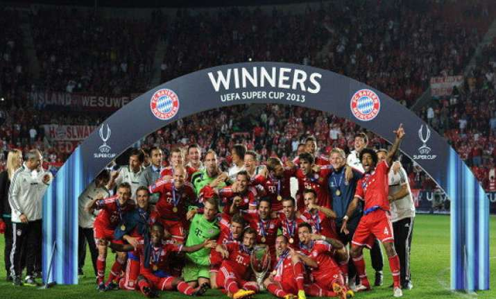 bayern beats chelsea to win uefa super cup