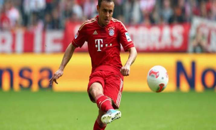 bayern defender rafinha banned for 3 games