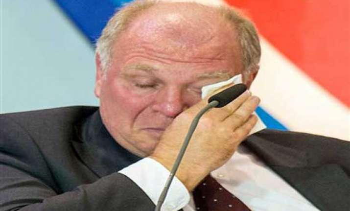 bayern president hoeness on trial for tax evasion