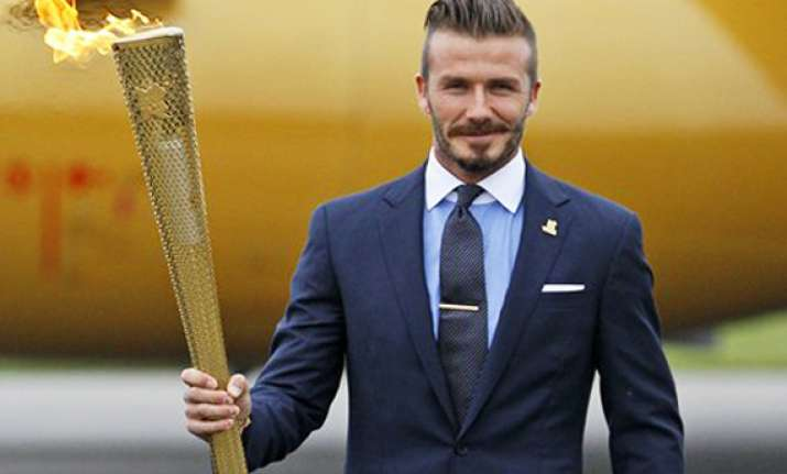 beckham fails to make britain s olympic team