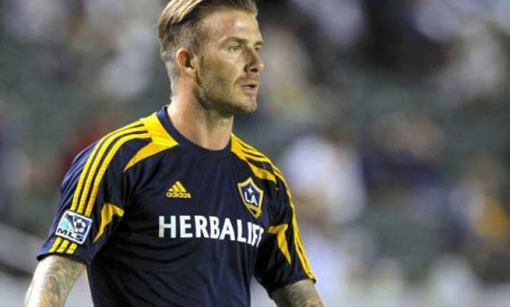 beckham says mls cup is his last game with galaxy