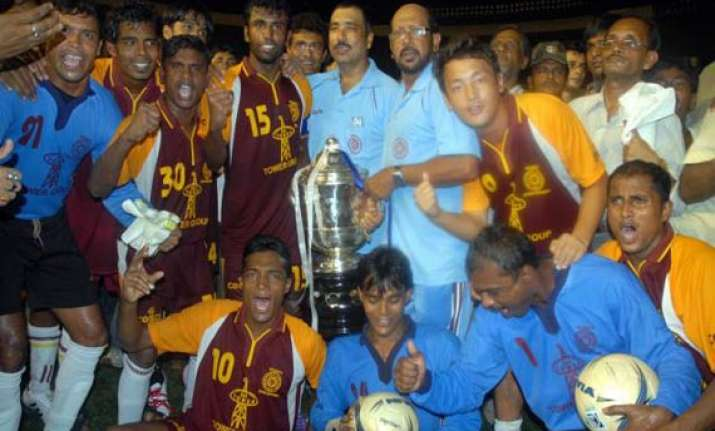 bengal retains santosh trophy beats manipur 2 1