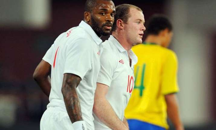 bent rooney to lead england against denmark