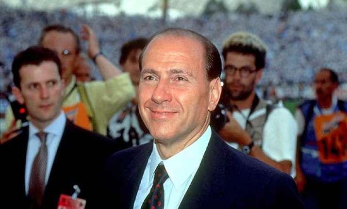 berlusconi to return as ac milan president