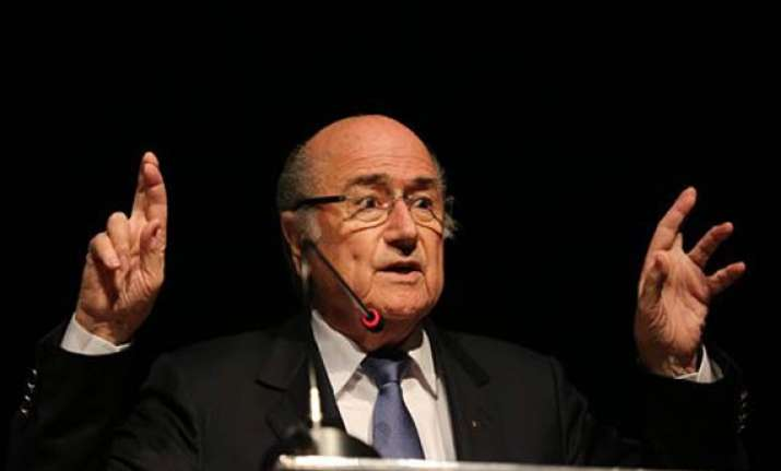 blatter awards brazil 9.25 mark for special wcup