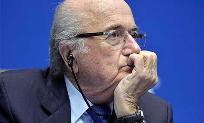 blatter says world cup will be well done