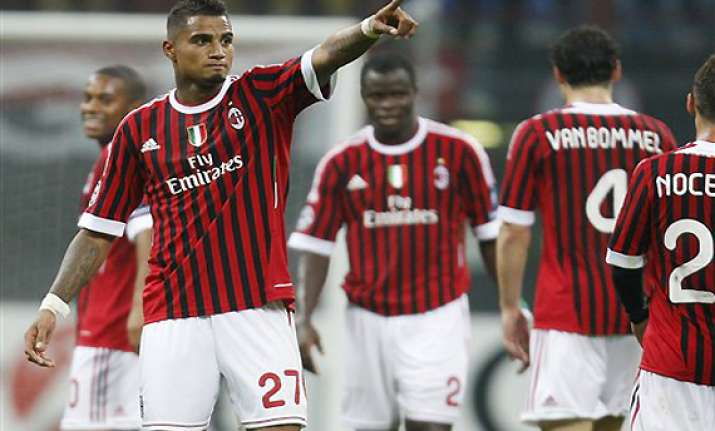 boateng suspended for 2 serie a games
