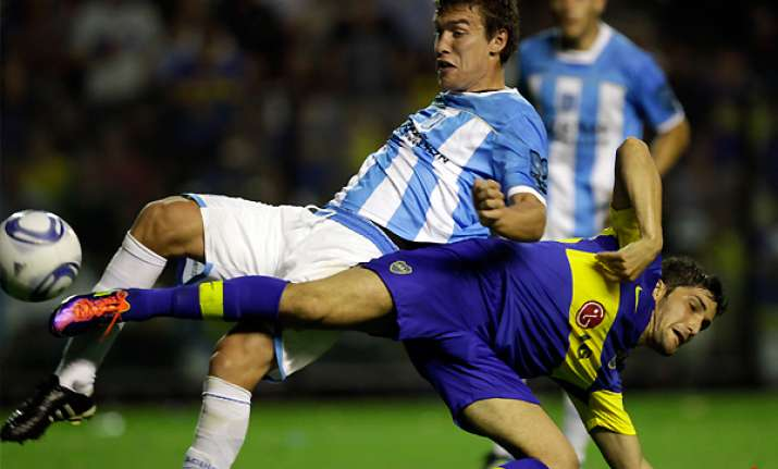 boca juniors settle for 0 0 draw with racing club
