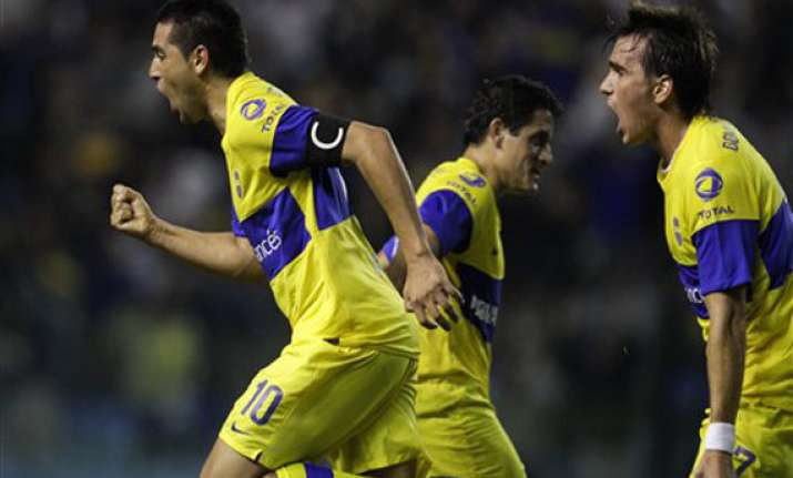 boca juniors squander two goal lead and draw