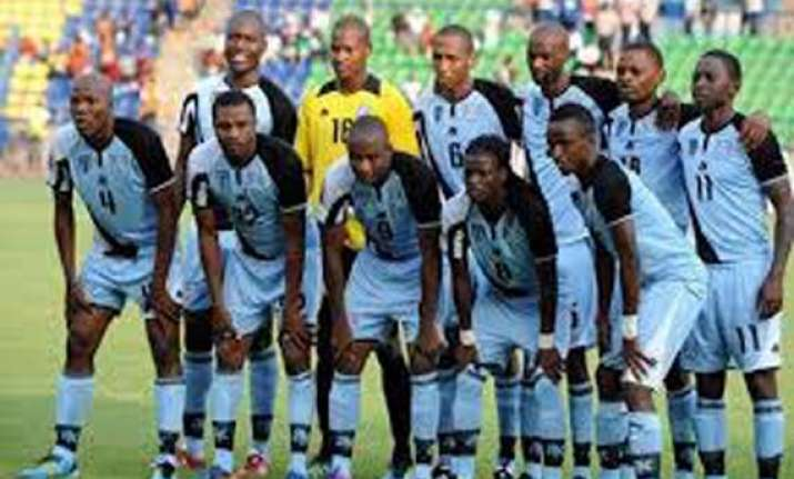 botswana beat malawi 1 0 in football friendly