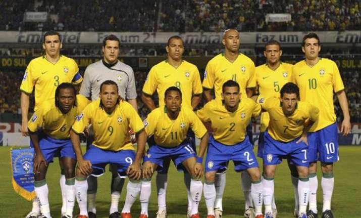 brazil demands cash for sending football squad to goa
