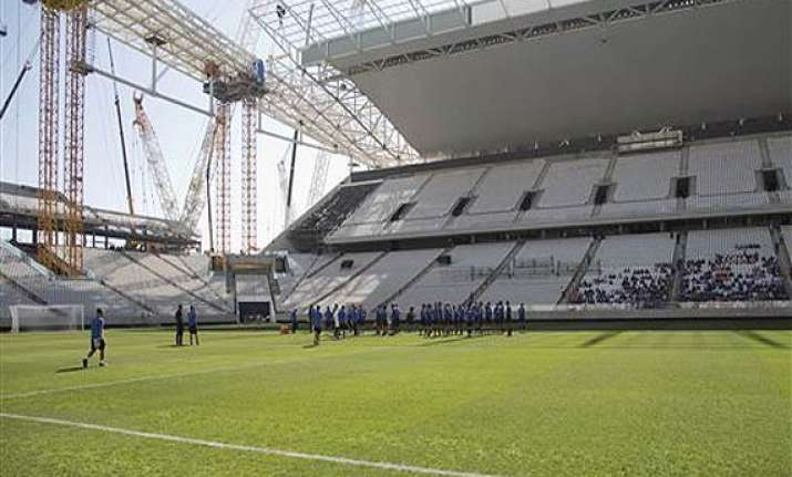brazil officials deny ignoring world cup stadium faults