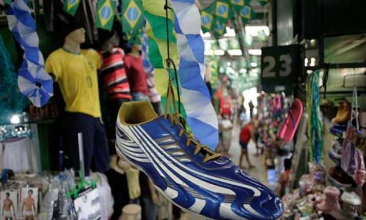 brazil sets aside 856m for world cup security
