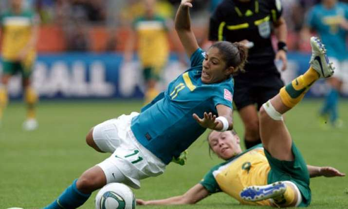 brazil norway post wins in women s world cup