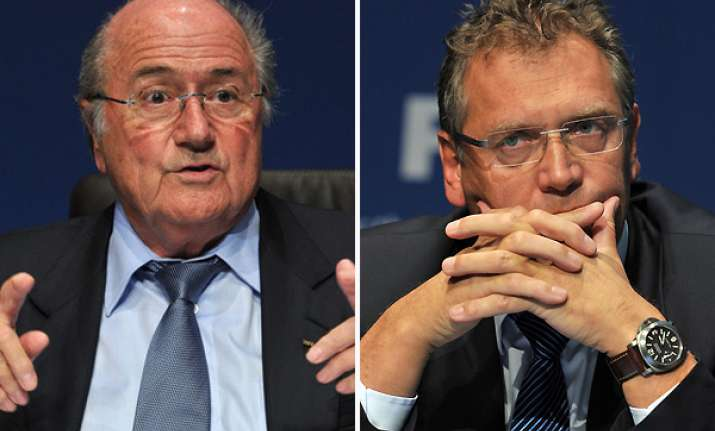 brazil says blatter apologizes over valcke remarks