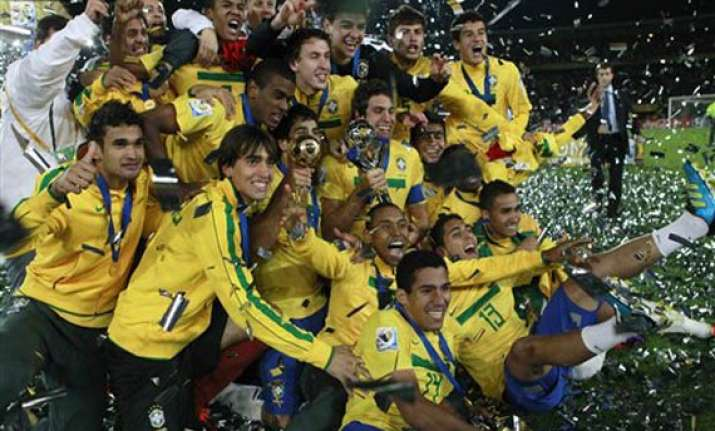 brazil takes u20 title with 3 goals by oscar