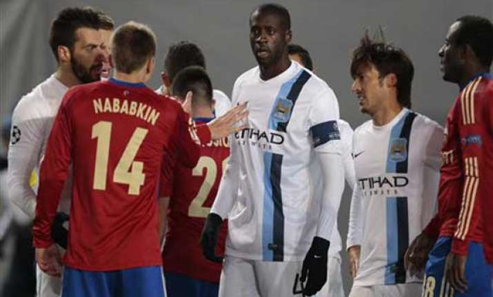 cska moscow caught up in racism controversy