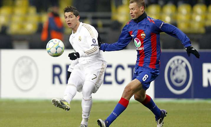 cska scores last gasp goal in 1 1 draw with madrid
