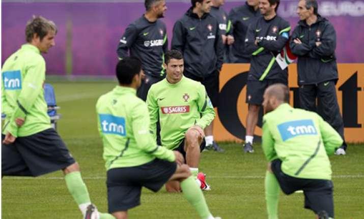 can portugal s ronaldo better spain s teamwork