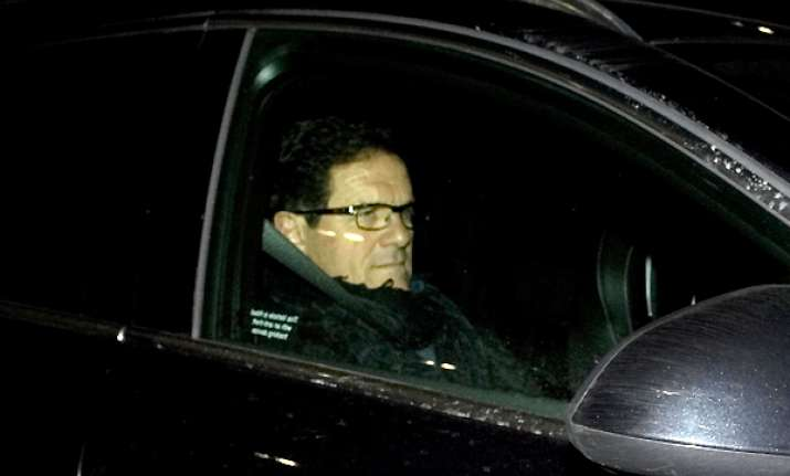capello s pragmatism continues as he quits england