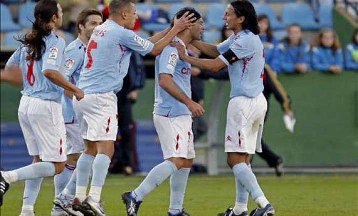 celta set to avoid drop after 4 1 valladolid win