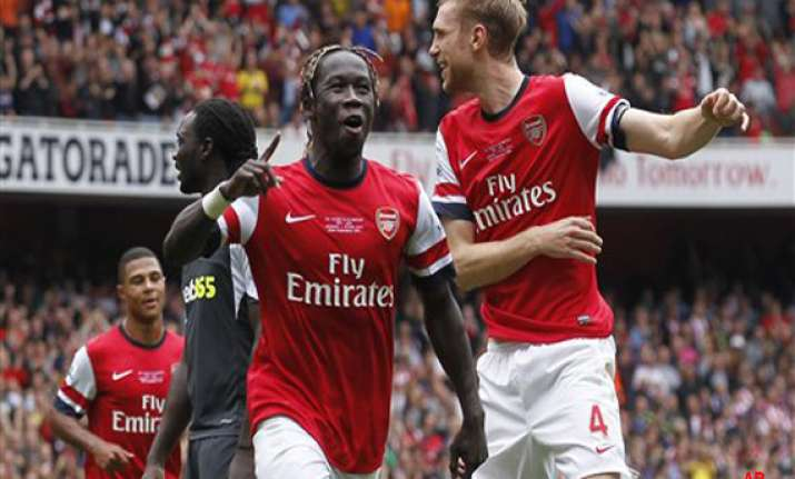 champions league sagna out for 3 weeks with hamstring injury