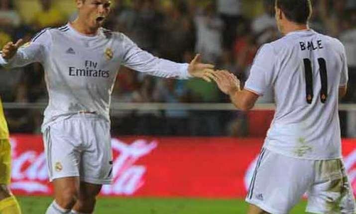 champions league real madrid outclasses schalke 6 1