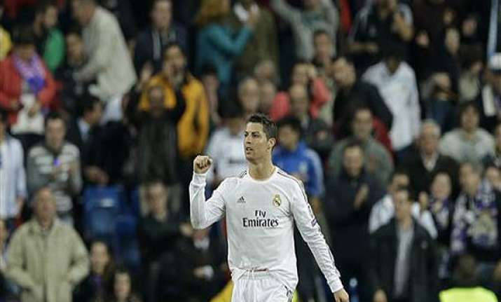 champions league real madrid completes rout of schalke with