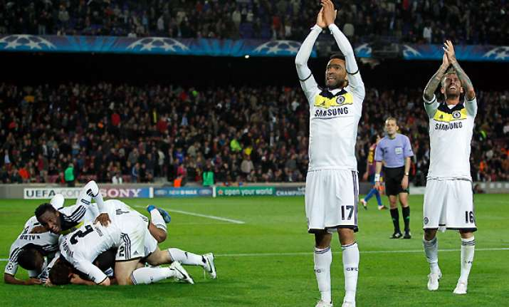 chelsea s cl success intensifies fight for 3rd