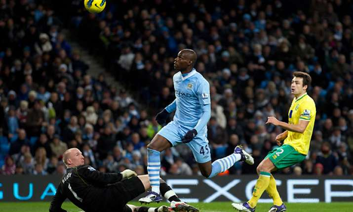 city s 5 star display sinks norwich in epl