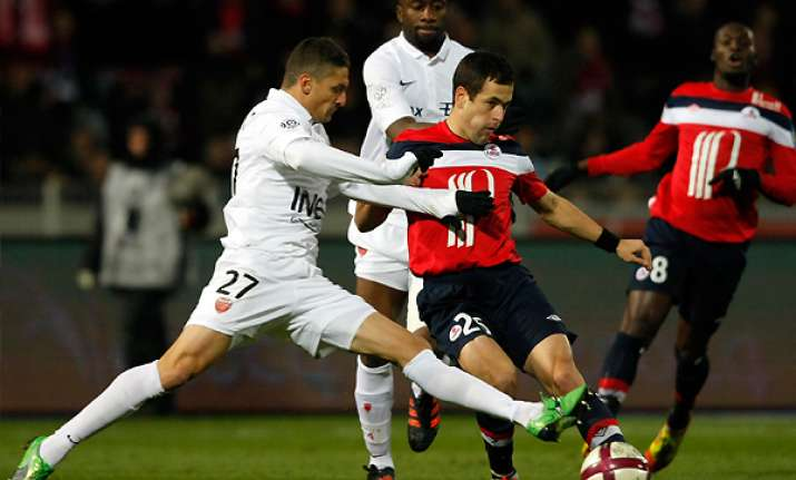 cole scores hat trick in lille s easy cup win