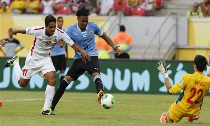 confed cup brazil readies for semifinal against uruguay