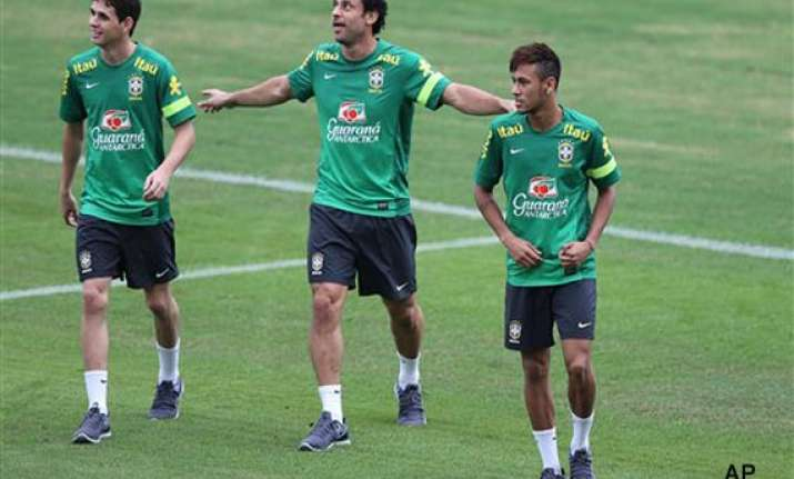 confed cup brazilians say they don t fear spain