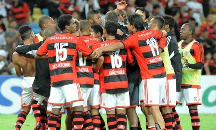 copa do brasil hernane fires flamengo into semis