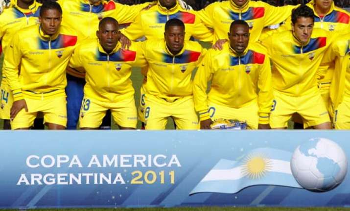 copa america off to a cold start