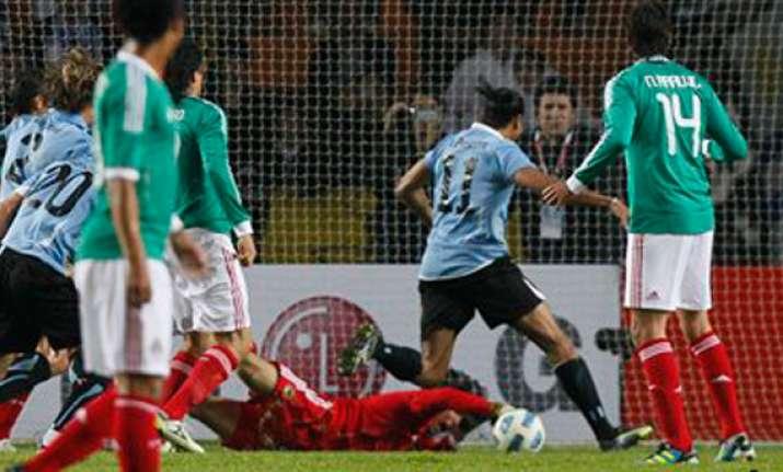copa uruguay sets up classic qf against argentina