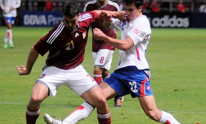 costa rica defeats venezuela 2 0 in friendly