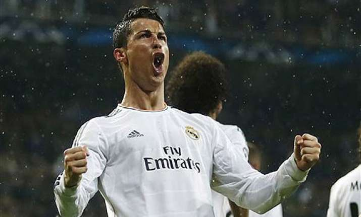 cristiano ronaldo in doubt for champions clash real madrid