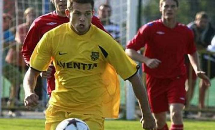 czech football player banned for doping