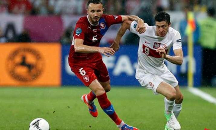 czech captain rosicky doubt for euro quarterfinal