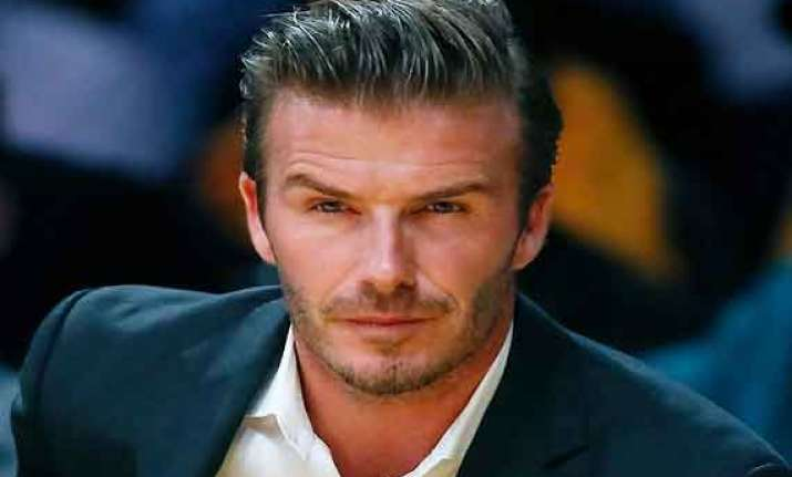 david beckham involved in car accident