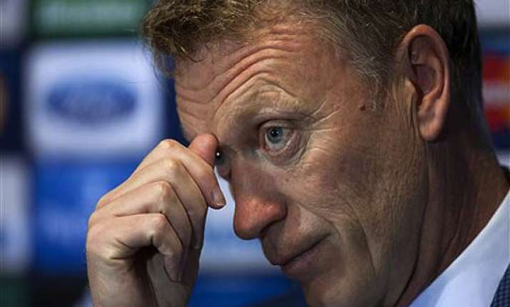 david moyes statement after manchester united firing