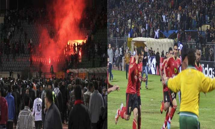 deadly egyptian soccer riots of 2012