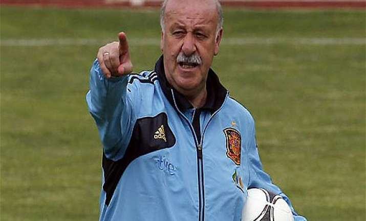 del bosque cools talk of return to real madrid