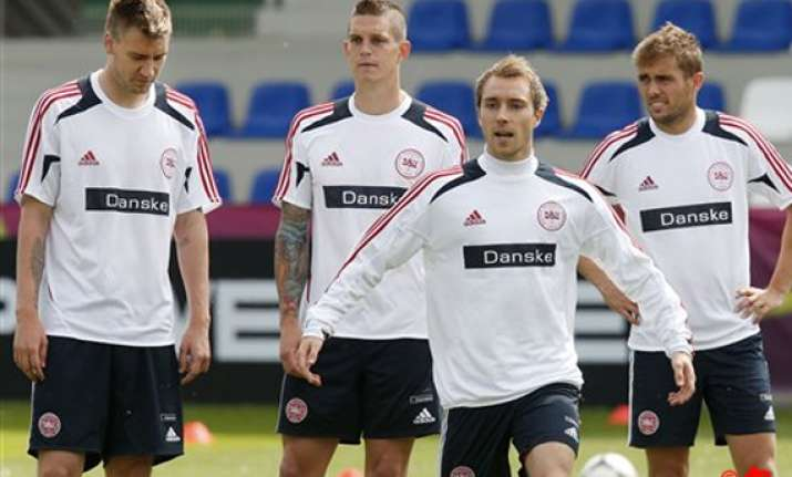 denmark s budding talent yet to bloom at euro 2012