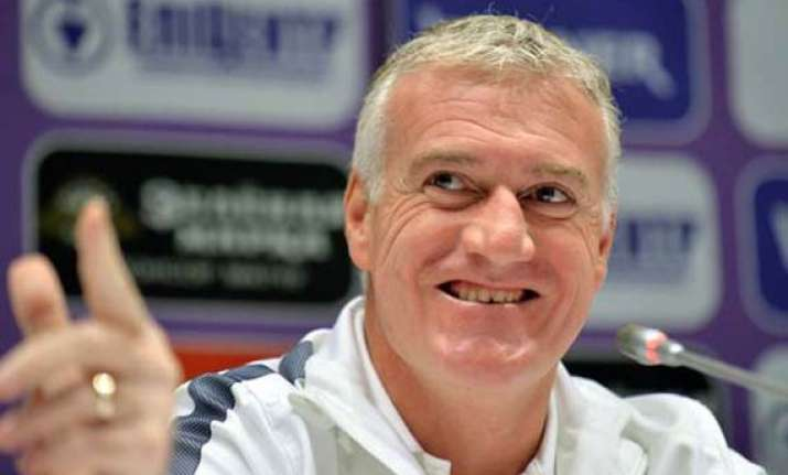 deschamps to name preliminary 30 man wcup squad