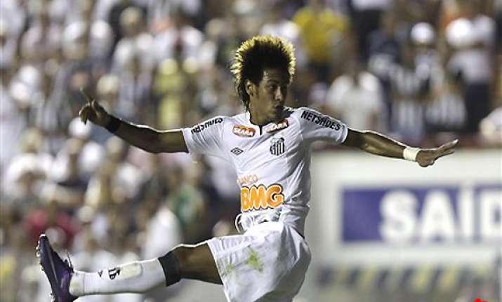 despite 3 goals neymar says he s not in top form
