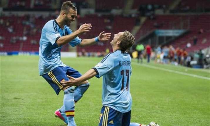 deulofeu jese sanogo are emerging stars on world soccer