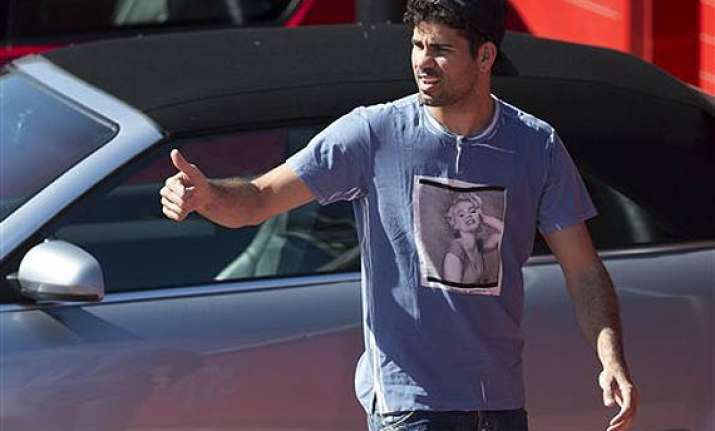 diego costa in atletico squad for getafe visit