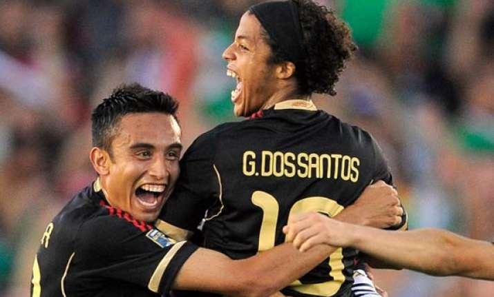 dos santos heads mexican team for copa america